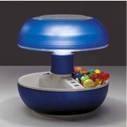 led lampa joyo modrá
